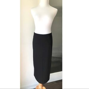 Halston pencil skirt